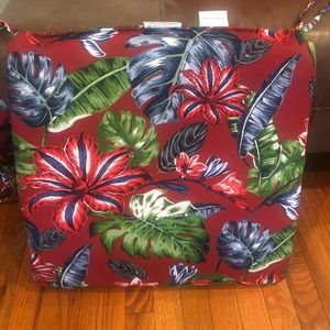 Beautiful Hampton Bay cushions for your chairs!